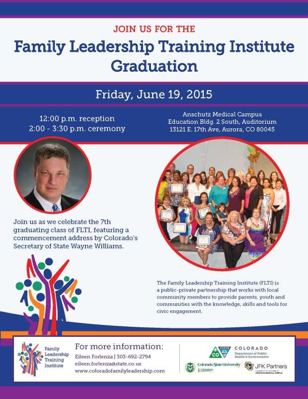 FLTI Graduation Invite